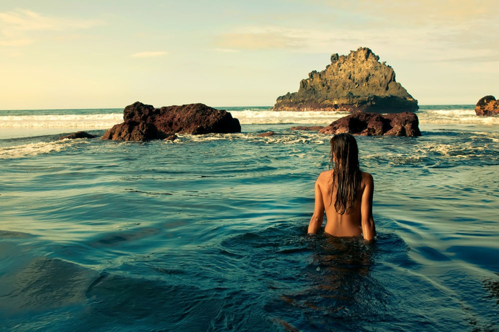 LIFE'S BEACH!