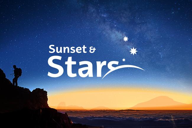 SunsetStars 1 - Puestas de sol & Estrellas