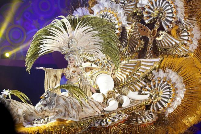 Reina Carnaval Tenerife 216