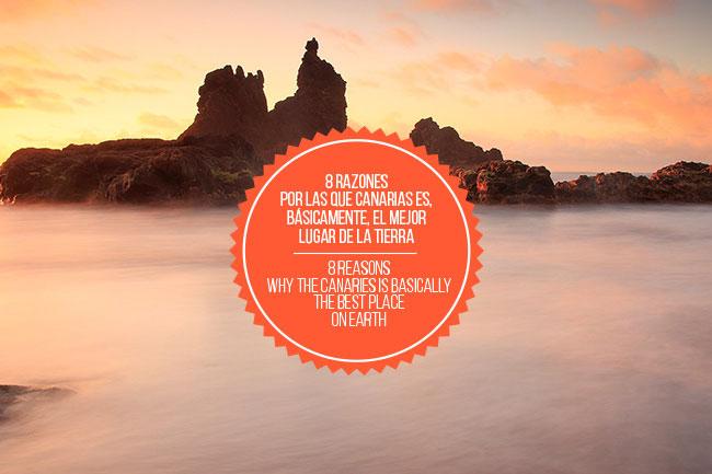BlogCanaryIslands 2 - 8 RAZONES POR LAS QUE CANARIAS ES BASICAMENTE EL MEJOR LUGAR DEL MUNDO