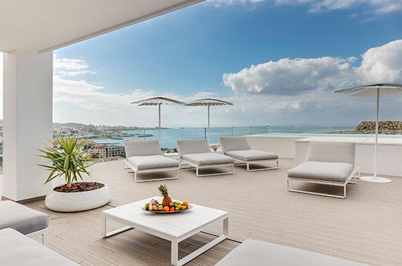 luxury suites tenerife south