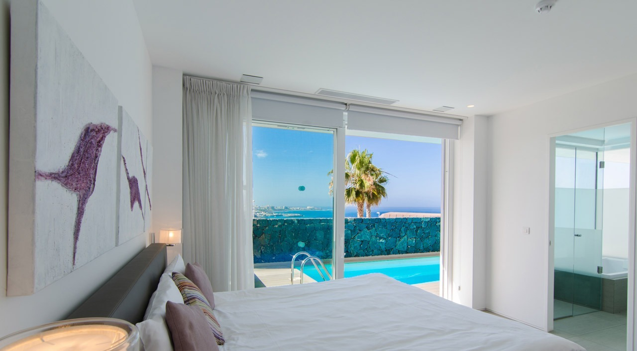 Boutique Mar Suite - Dormitorio & Piscina