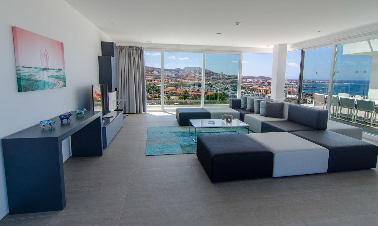Indulgence Suite - Sala de estar