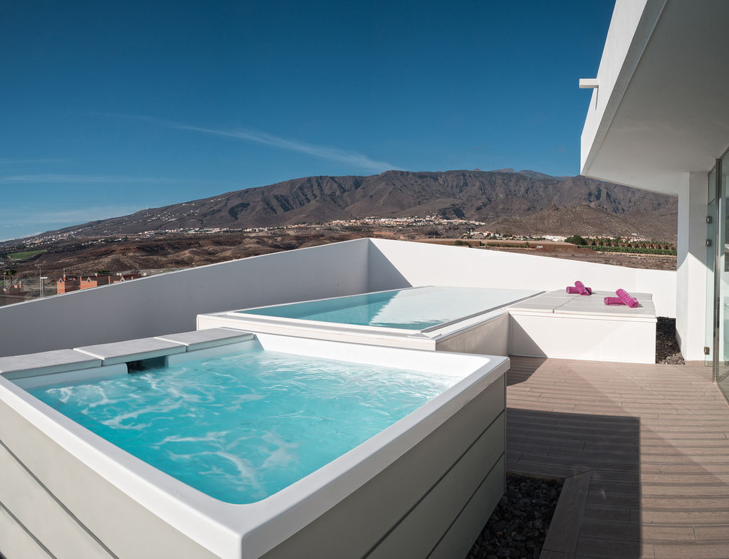 Luxury Indulgence Suite - Piscina y Jacuzzi