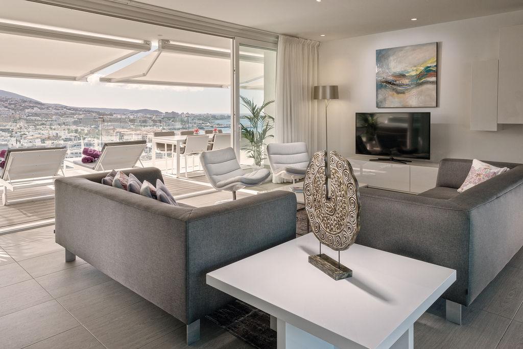 Luxury Allegra Suite - Sala de estar