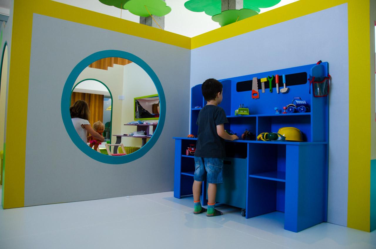 Zona infantil Hotel para niños en Tenerife