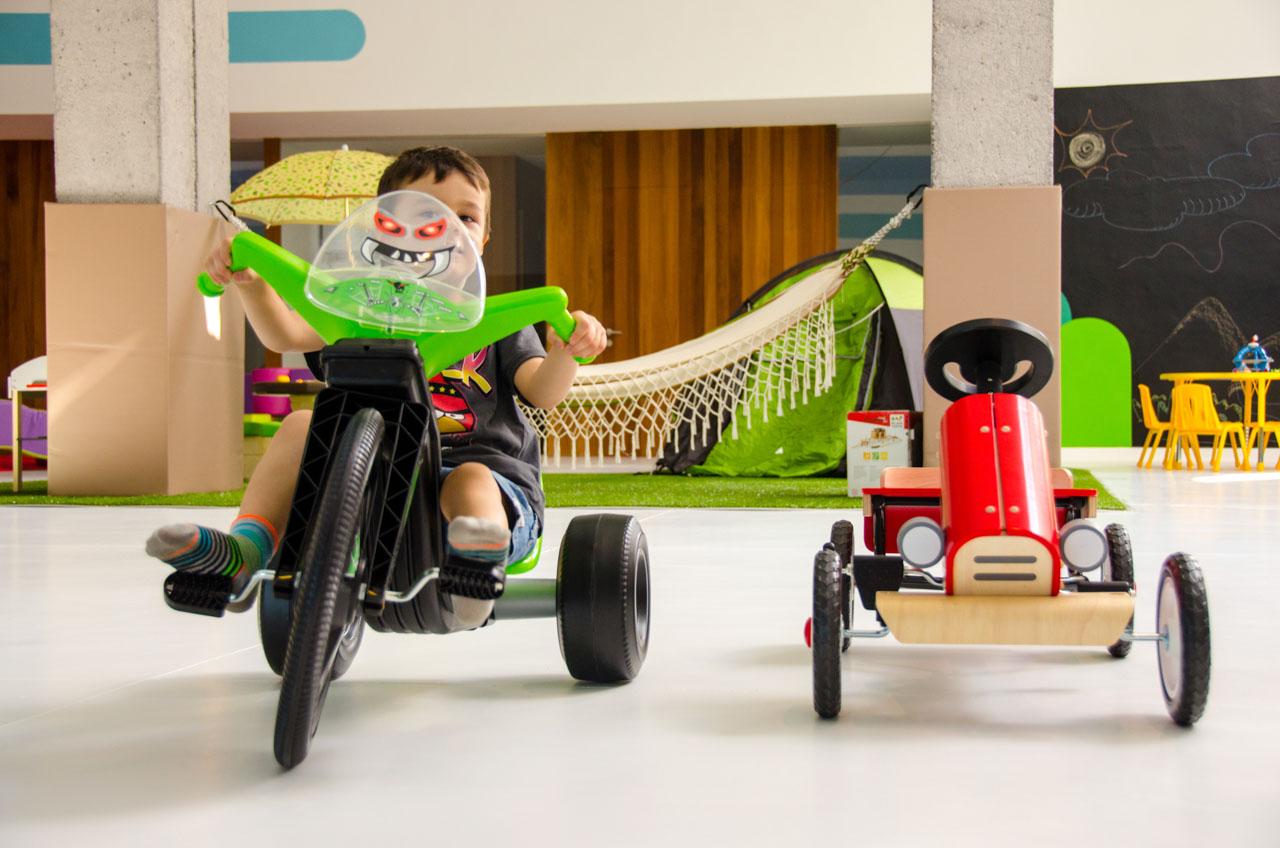 Área Infantil hotel para niños Tenerife