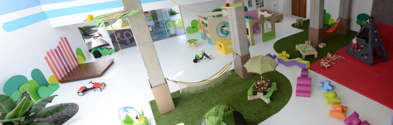 Paraíso infantil hotel niños Tenerife