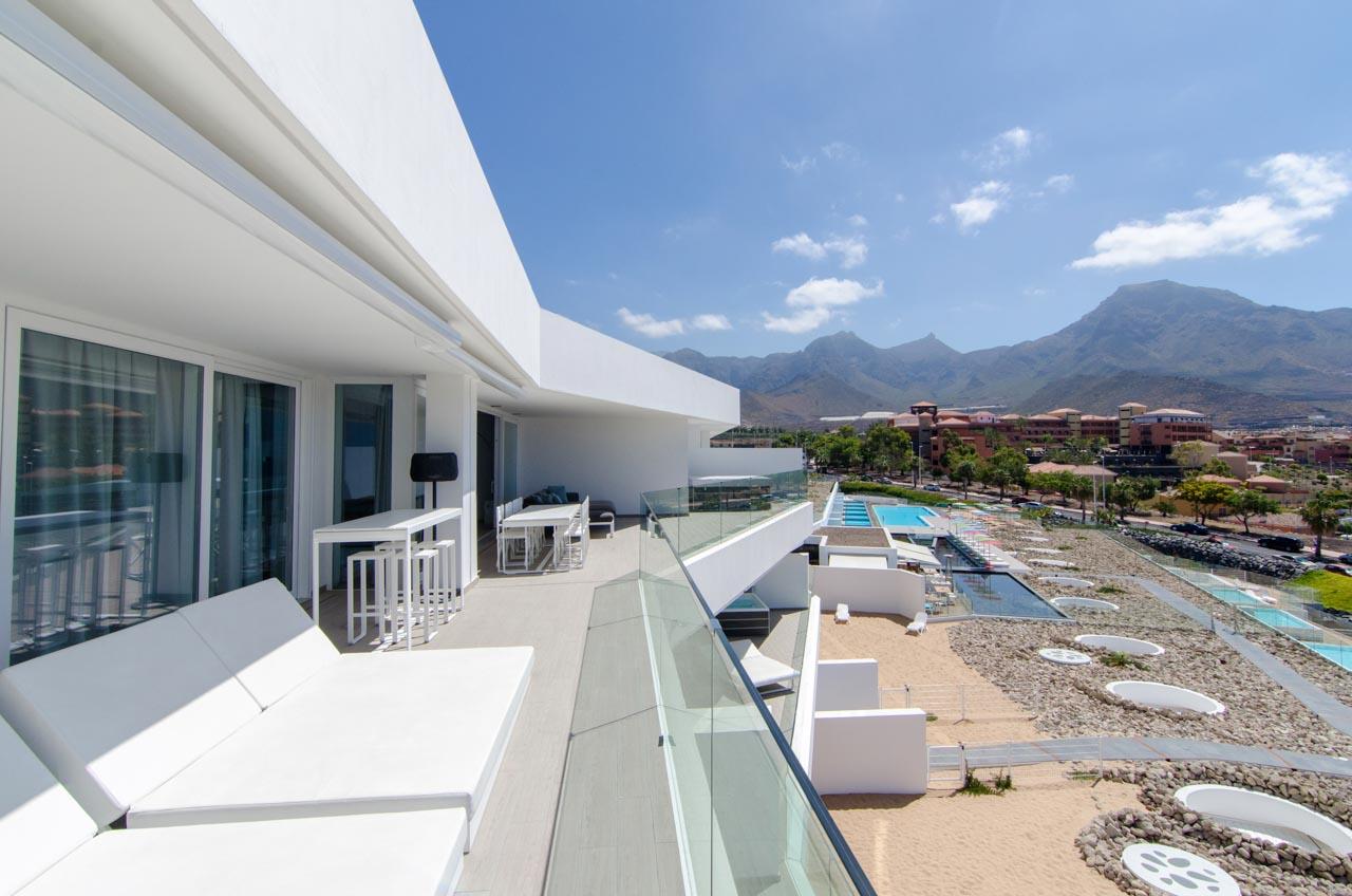 Luxury Allegra Suite - Terraza privada