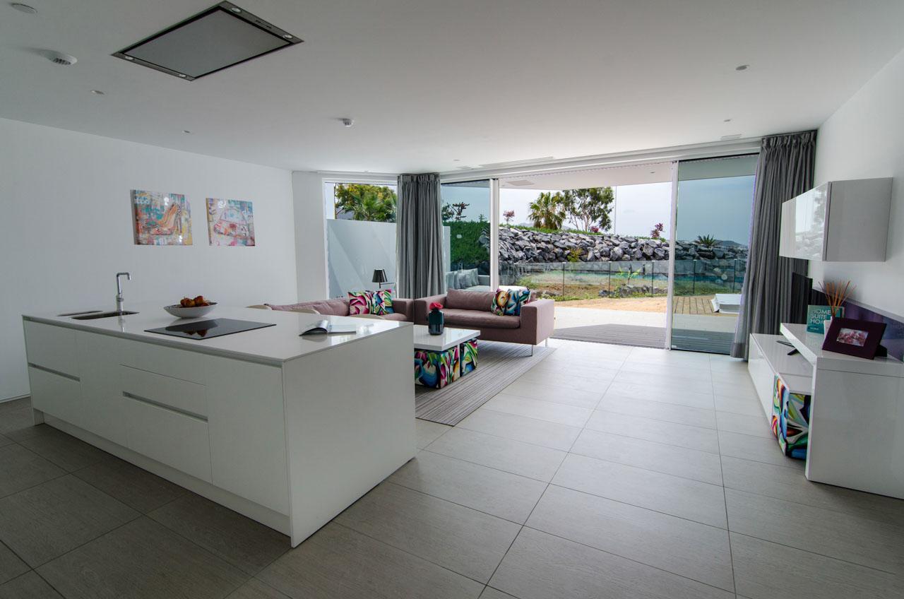 Serenity Mar Suite - Sala de estar