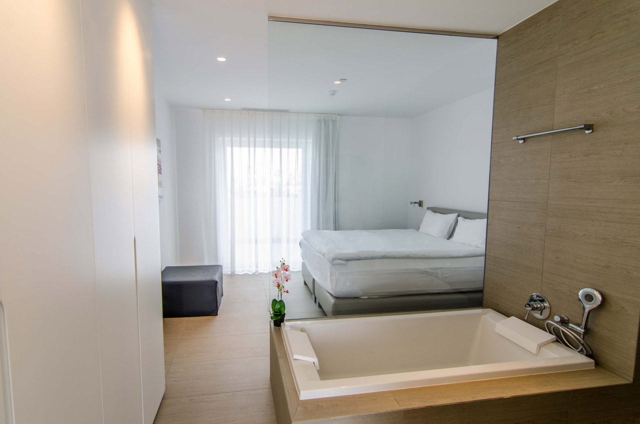 Serenity Rio Suite - Dormitorio & Bañera