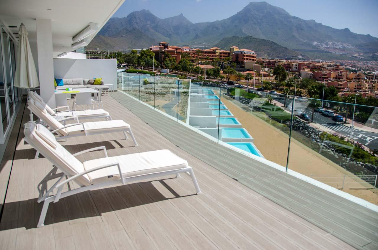 Luxury Essence Suite - Terraza