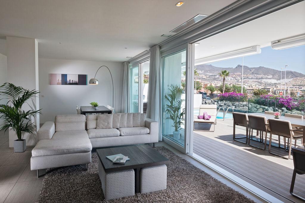 Vitality Mar - Sala de estar