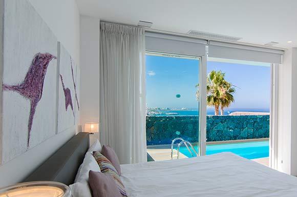 Hotel cinco estrellas Tenerife Baobab Suites