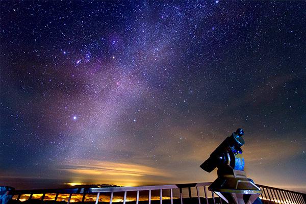 Estrellas Teide