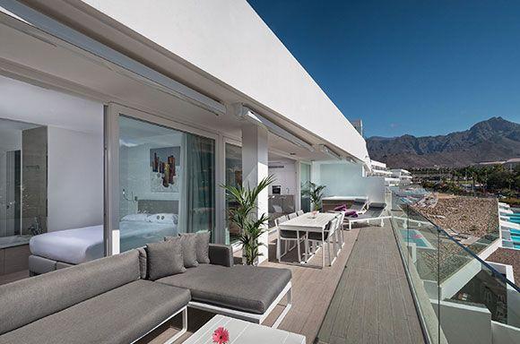 luxury penthouse allegra box - Serenity Suites