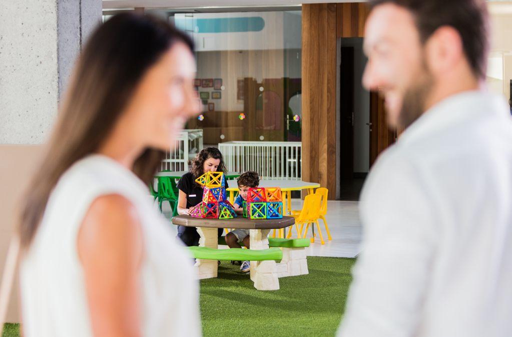 Saplings Kids' Club - con la tranquilidad que da el saber que los niños están siendo cuidados estupendamente