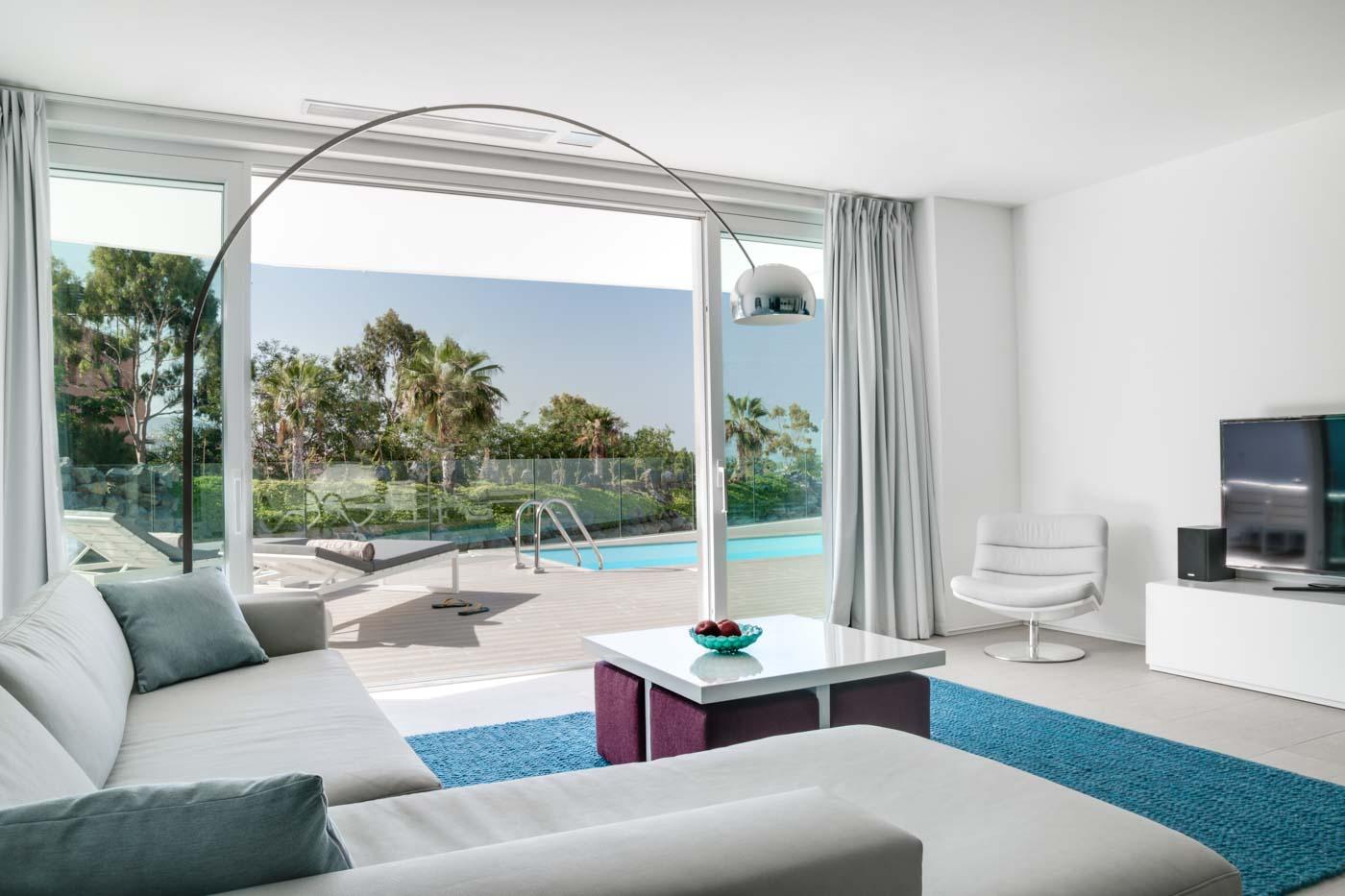 Habitación hotel de lujo en Tenerife Sur