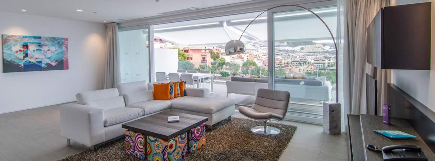 luxury serenity xl baobabsuites - Serenity Suites