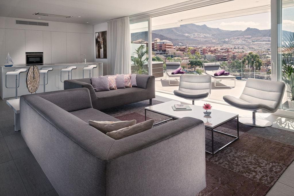 Luxury Allegra Suite - Living Area