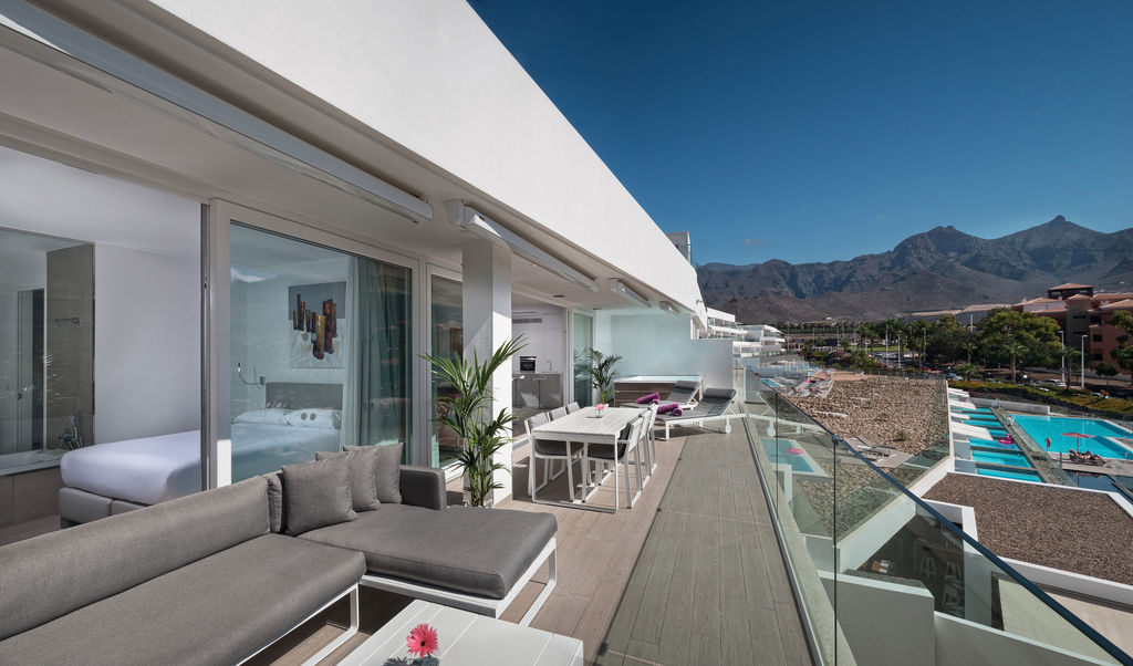 Luxury Allegra Suite - Terraza