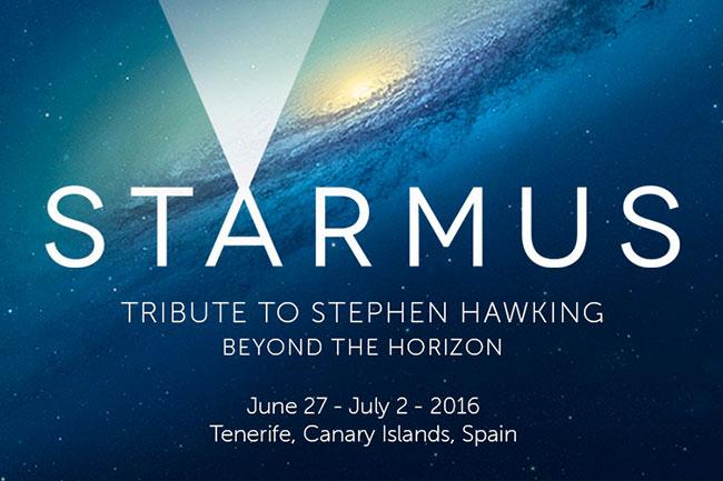starmus2016 - STARMUS: 3…2…1… ¡Listos para despegar!