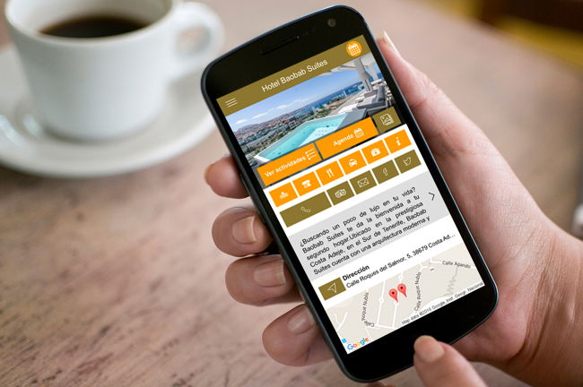 BlogAPPbaobabsuites - 7 apps to get the most out of your holidays in Tenerife