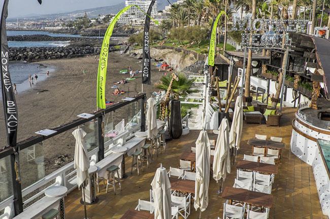 Los 8 mejores beach clubs de Tenerife