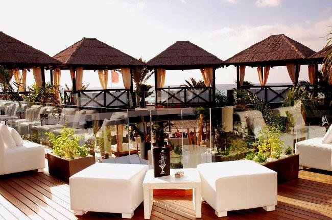 8 best beach clubs tenerife