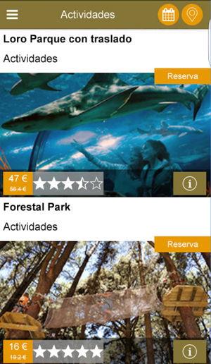 7 apps para sacarle el máximo partido a tus vacaciones en Tenerife