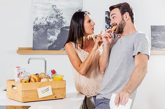 desayunos box - Gastronomía