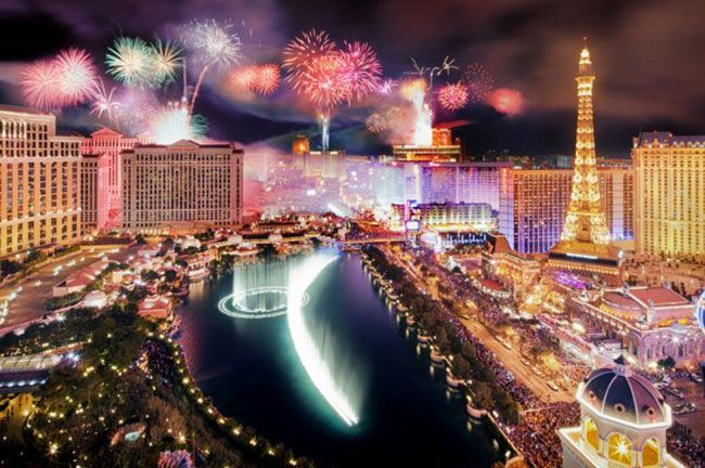 The 11 best places to spend New Year's Eve