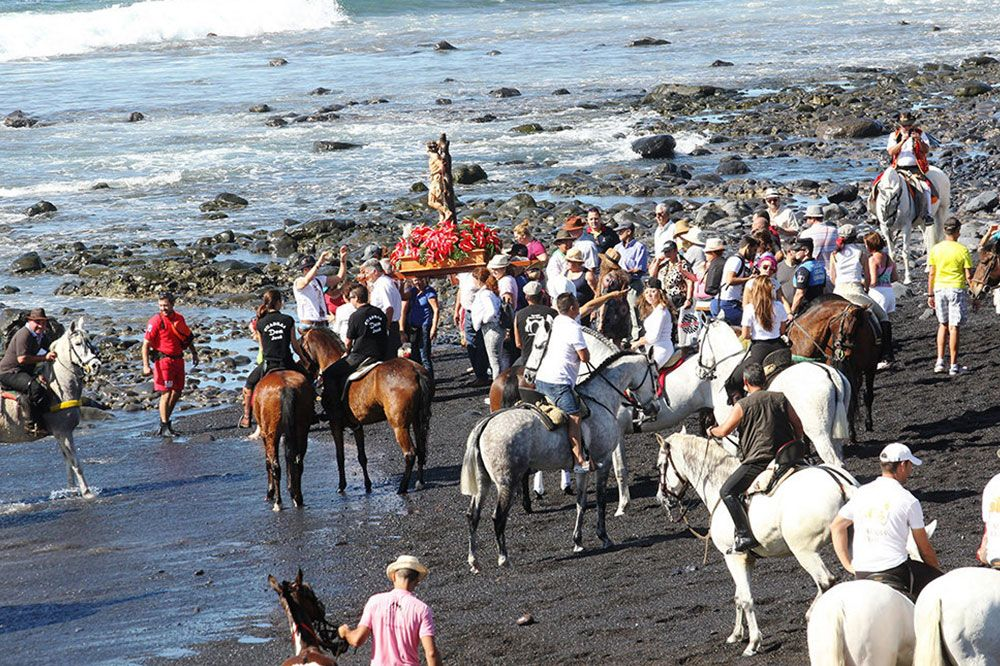 Get the party started! Tenerife's most popular local festivals.
