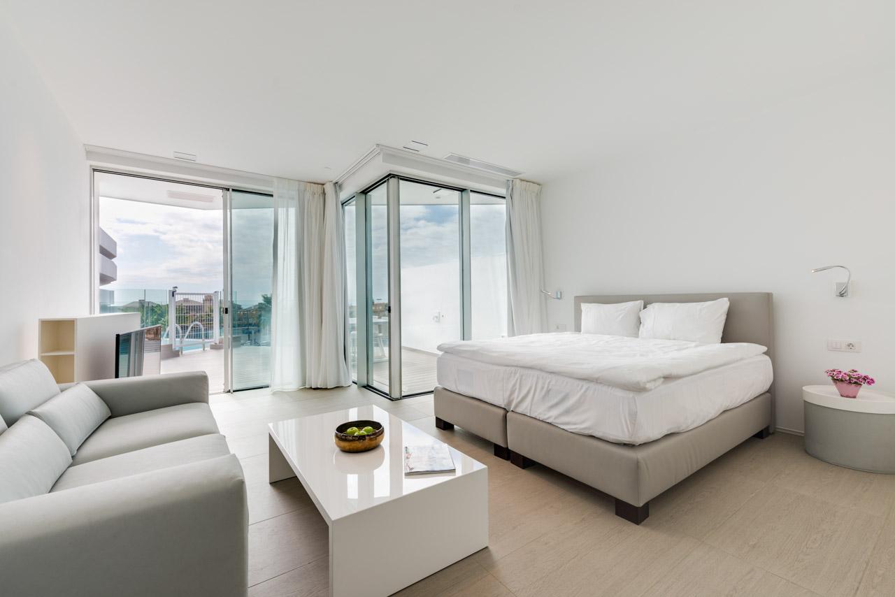 Boutique XS Suite Bedroom