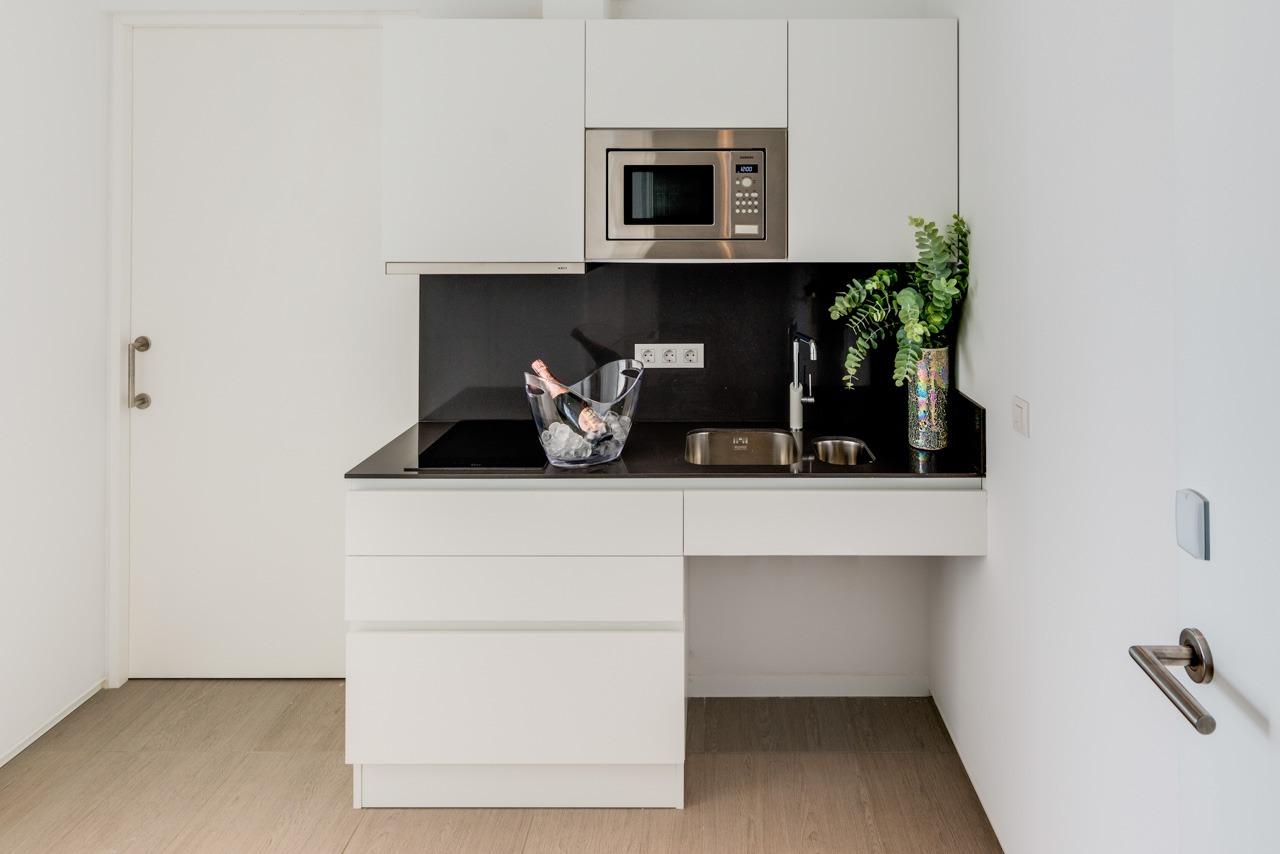 Boutique XS Suite - Kitchen