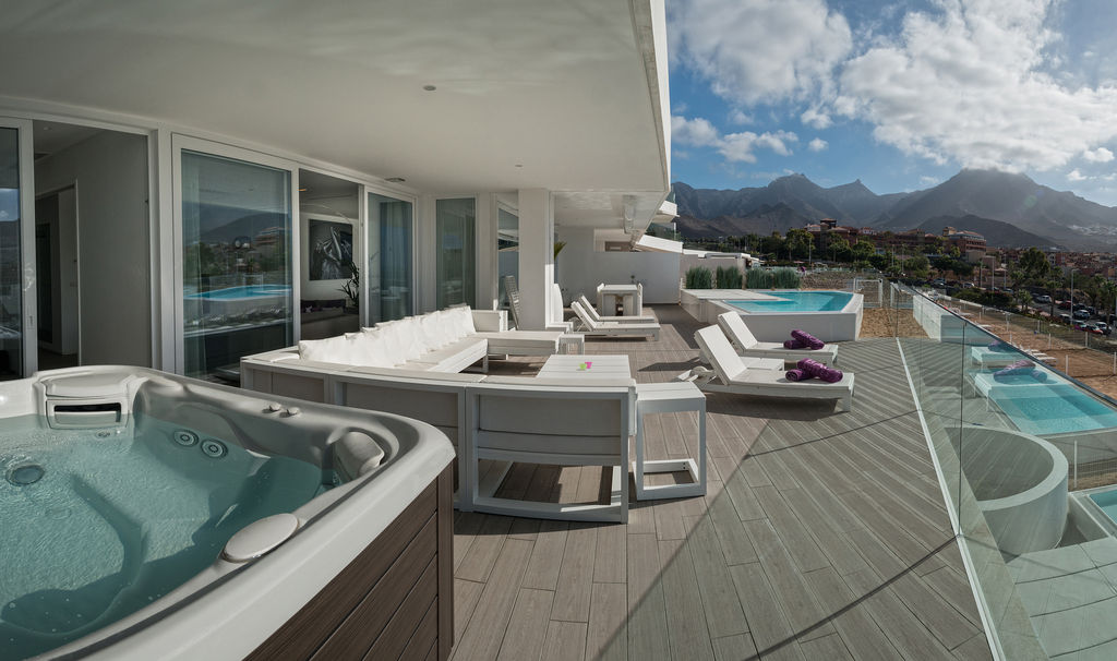 Luxury Harmony - terrace