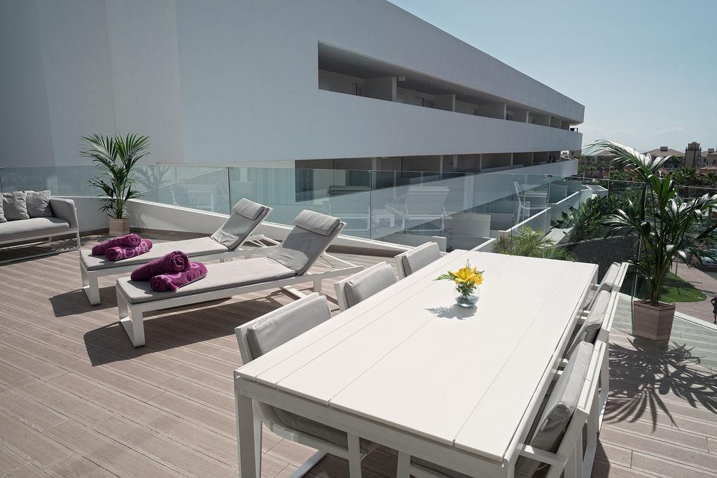 Serenity Suite - terrace 2