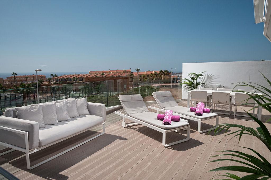 Serenity Suite - terrace