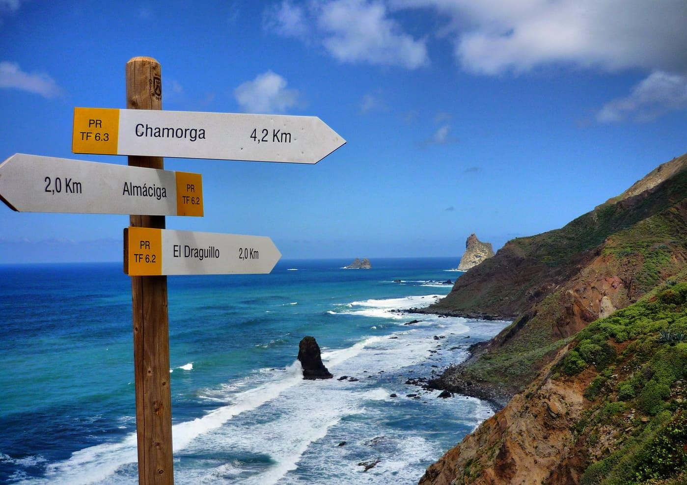 baobab suites senderos tenerife - Un paseo por los senderos de Tenerife más impresionantes