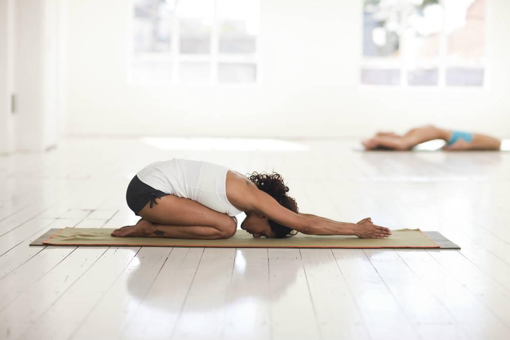 iniciación al yoga 2 - Initiation to yoga: say goodbye to stress!