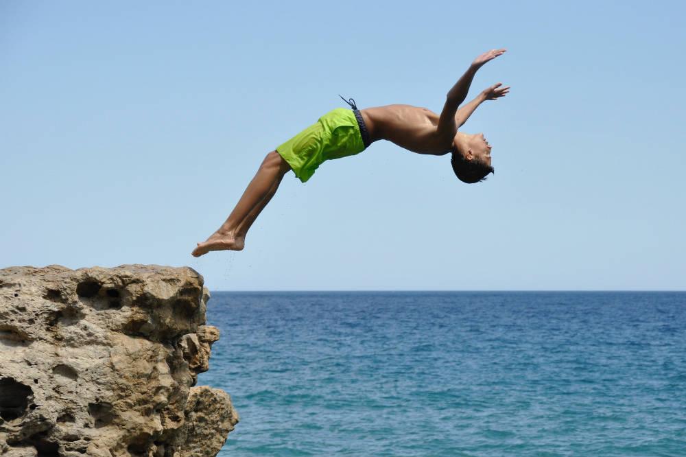 piscinas naturales de tenerife - NATURAL POOLS OF TENERIFE: A DIFFERENT SWIM