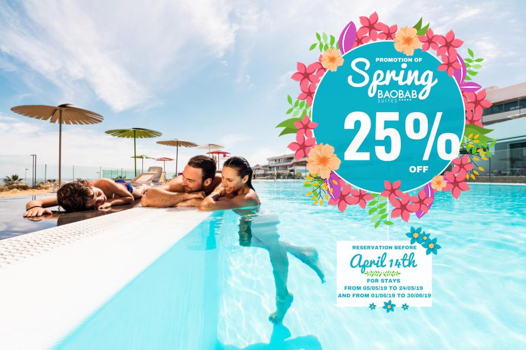 spring offer baobab suites