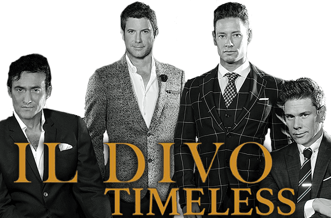 IlDivo Timless 1 - Suites