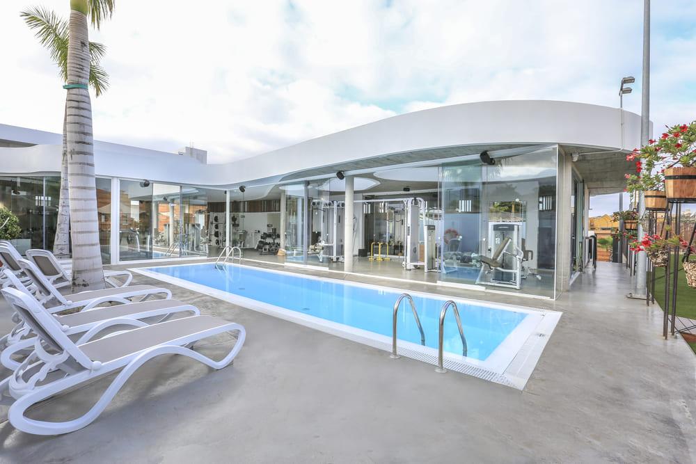 activate gym baobabsuites - Hotel 5 estrellas con gimnasio en Tenerife