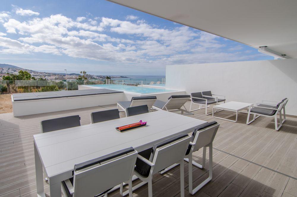 Serenity Rio Suite Terrace